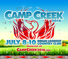 Camp Creek 2016
